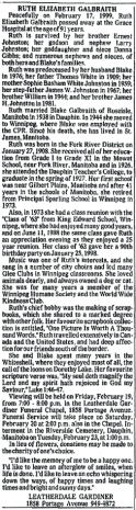 20 Jan 1999 (Winnipeg Free Press)