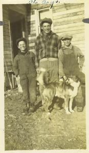 c. 1929 (Ern, Jim, Bill)
