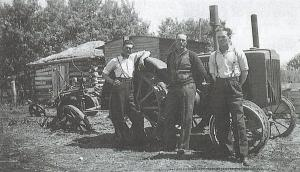 c. 1939 (Ern, Jim, Bill)