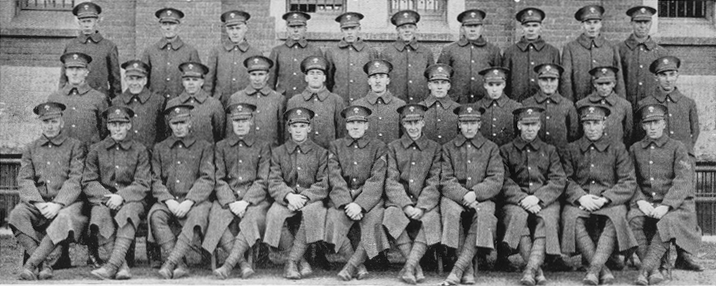 Company B, Platoon 8